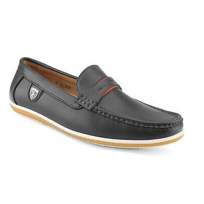Bruno Marc Men's Loafers Driving