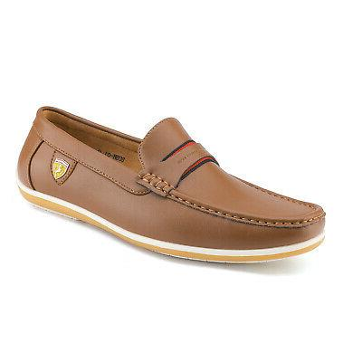 Bruno Marc Loafers Lightweight Moccasins Lazy Driving