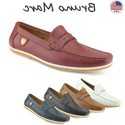 men s casual loafers lightweight moccasins lazy