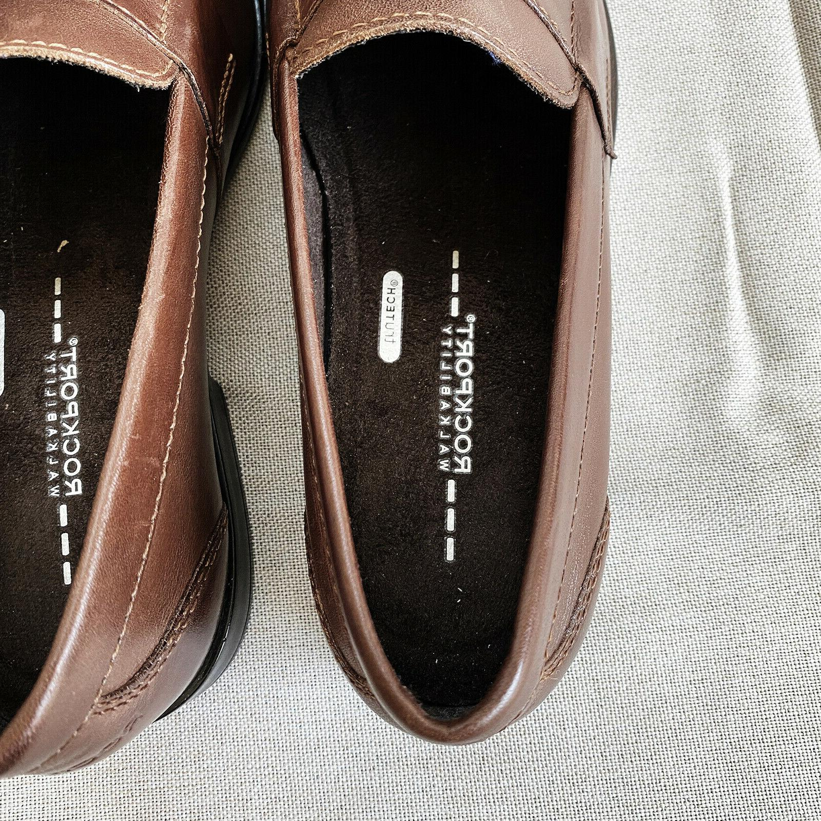Rockport Penny Shoes with defects