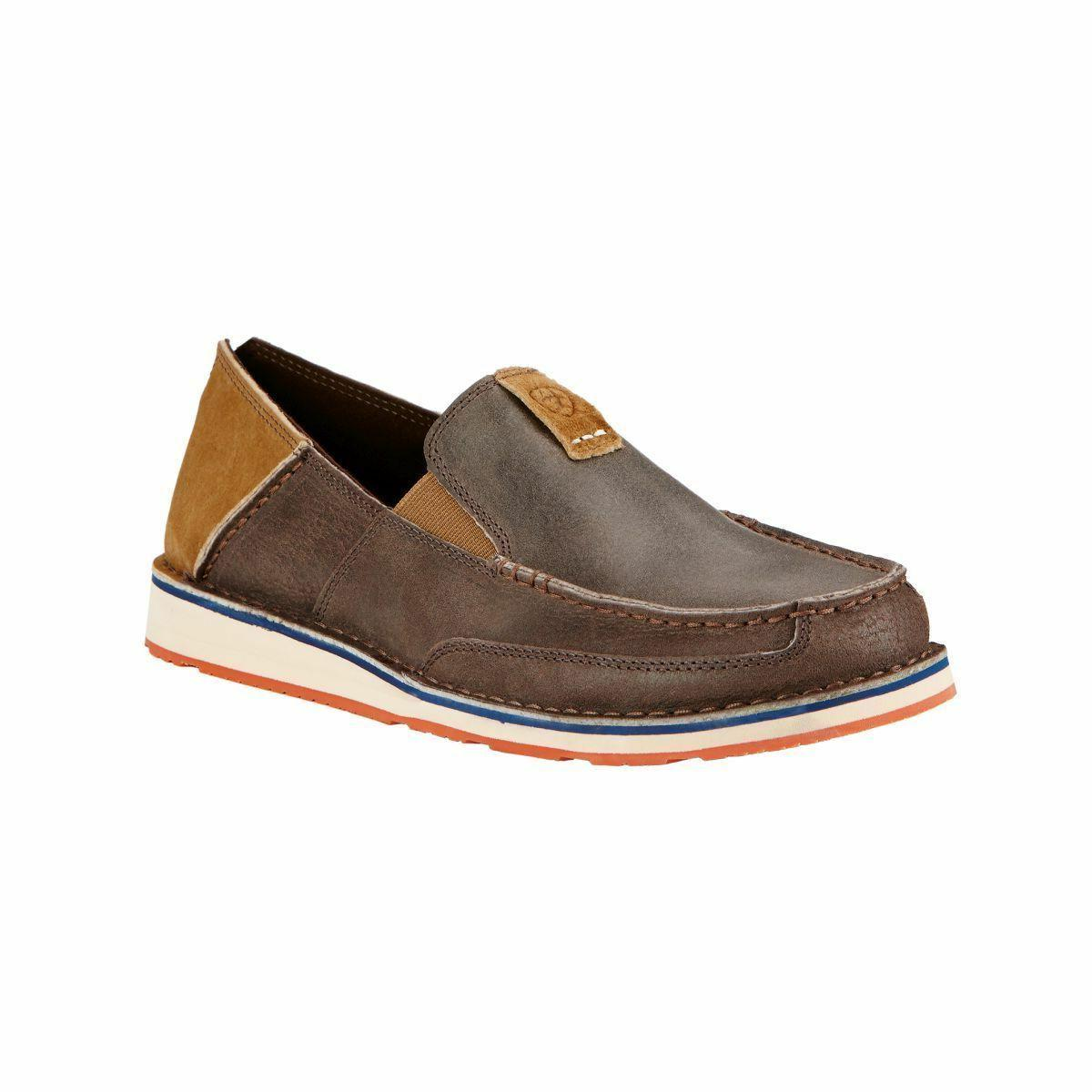 men s cruiser loafer slip on shoes