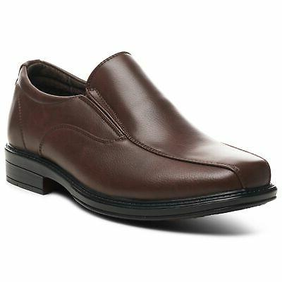 men s dress shoes leather lined slip