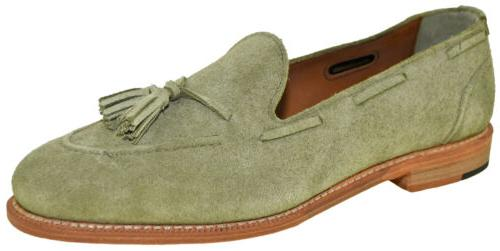 men s loafer green style 8002 40813