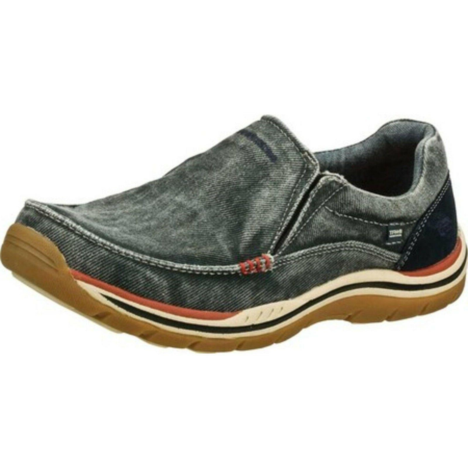 Skechers Relaxed Expected Avillo slip on casual