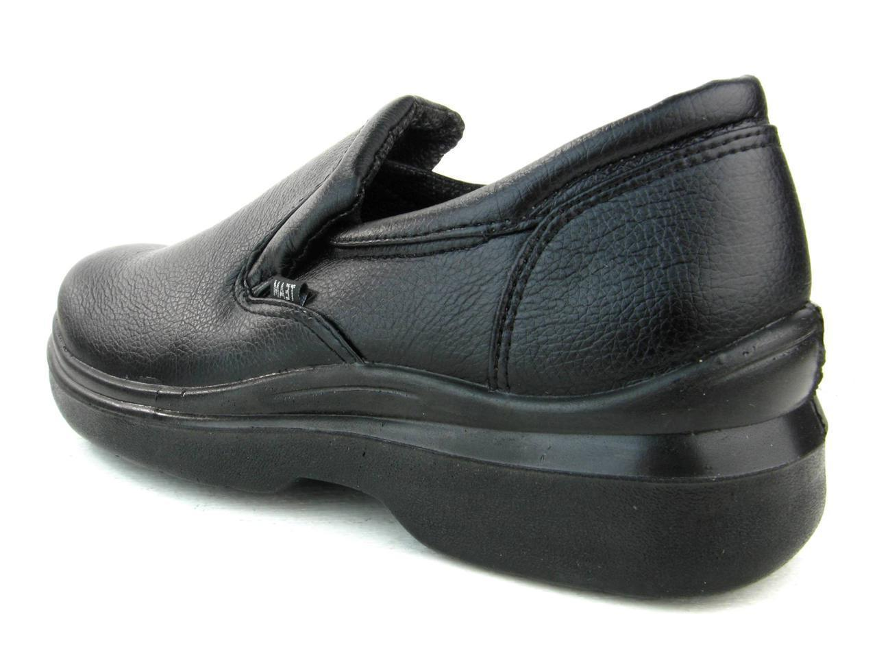 Men's Oil Resistant Kitchen Work Slip-On