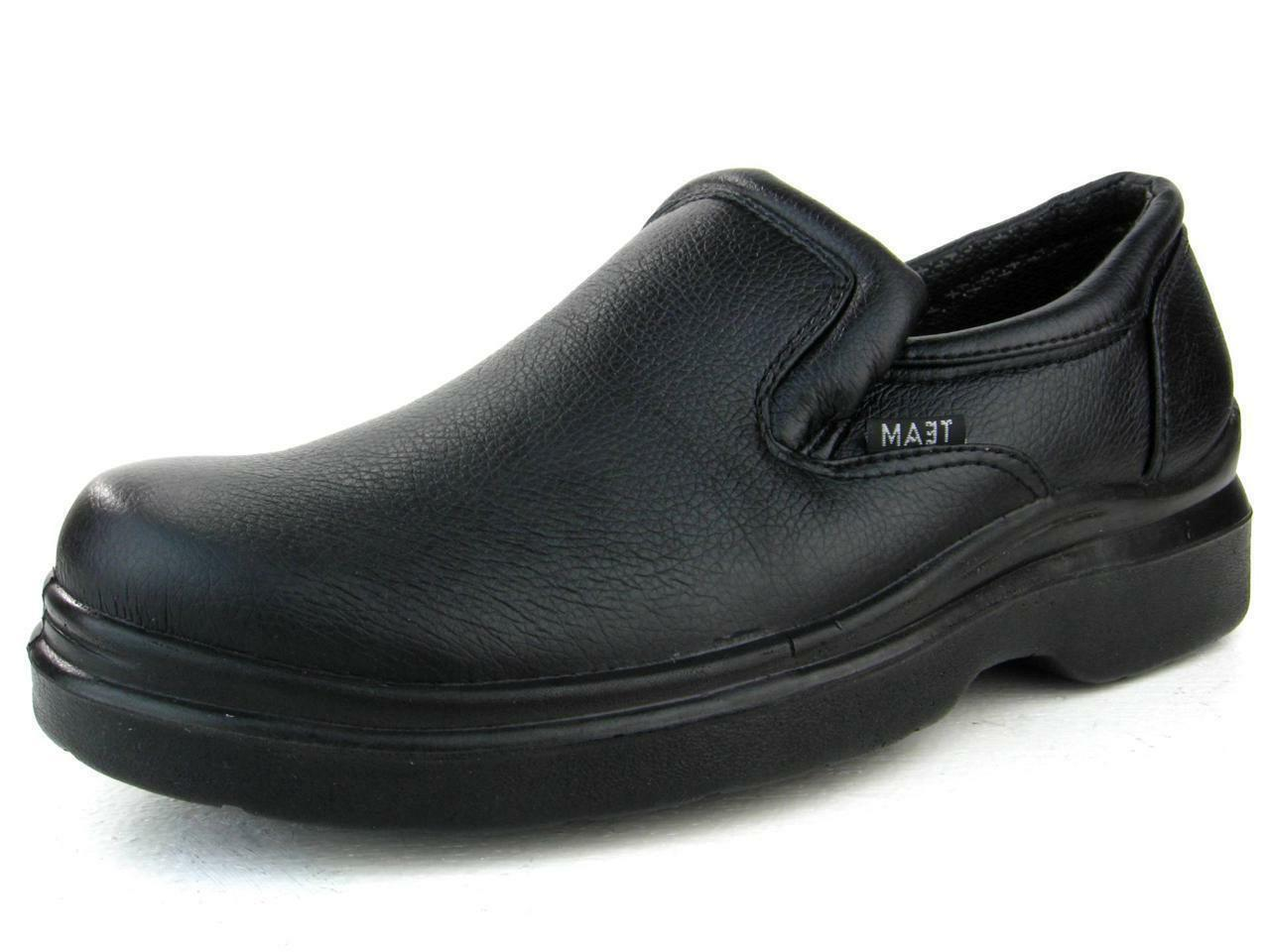 Men's Restaurant Oil Kitchen Work Slip-On