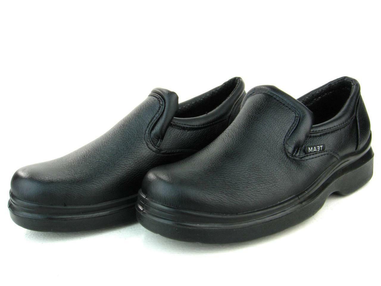Men's Kitchen Work Shoes Loafer Slip-On Non-Slip