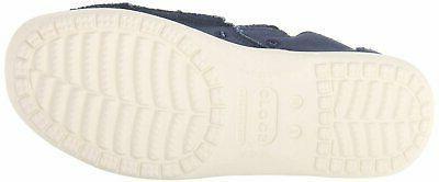 Crocs Men's Santa Canvas Loafer