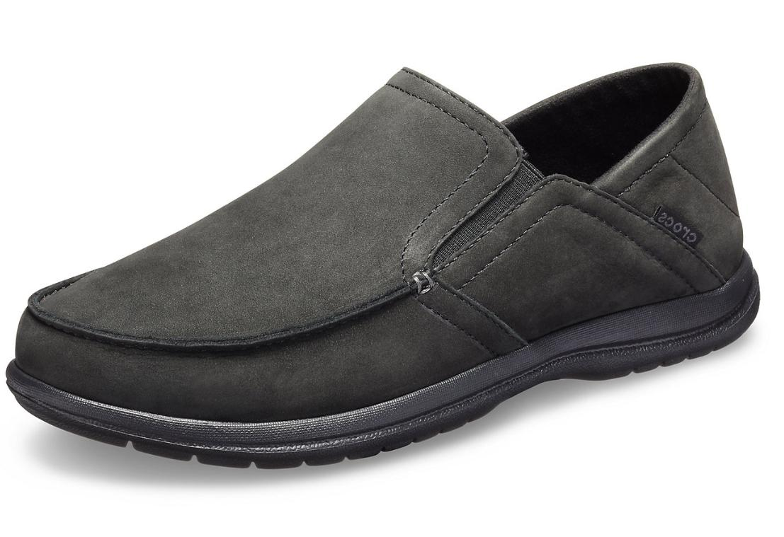 men s santa cruz convertible leather slip