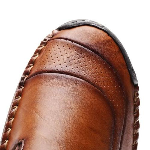 Men's Loafers dress Shoes Breathable Non-Slip Sole Noble