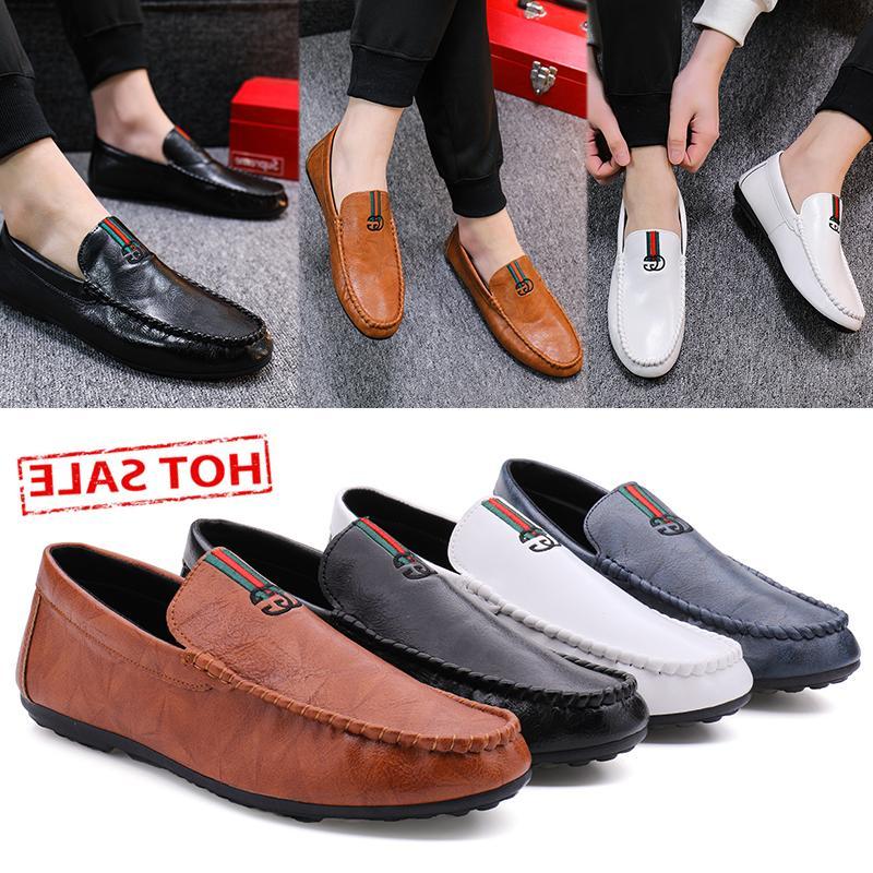 men s summer peas shoes driving shoes