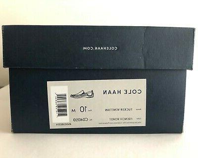 Men's Haan Venetian Casual Loafers Brown New! $145 | sz