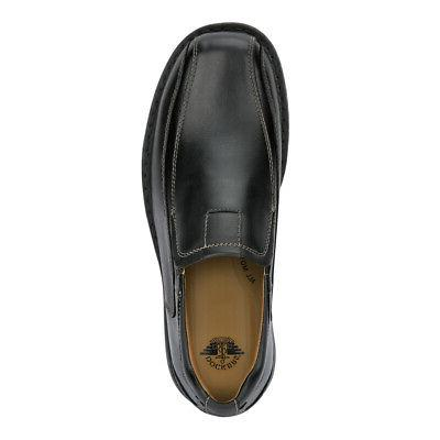 Dockers Leather Dress Casual Slip-on Loafer Comfort Shoe