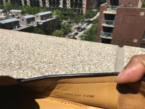 Cole Leather Pinch U