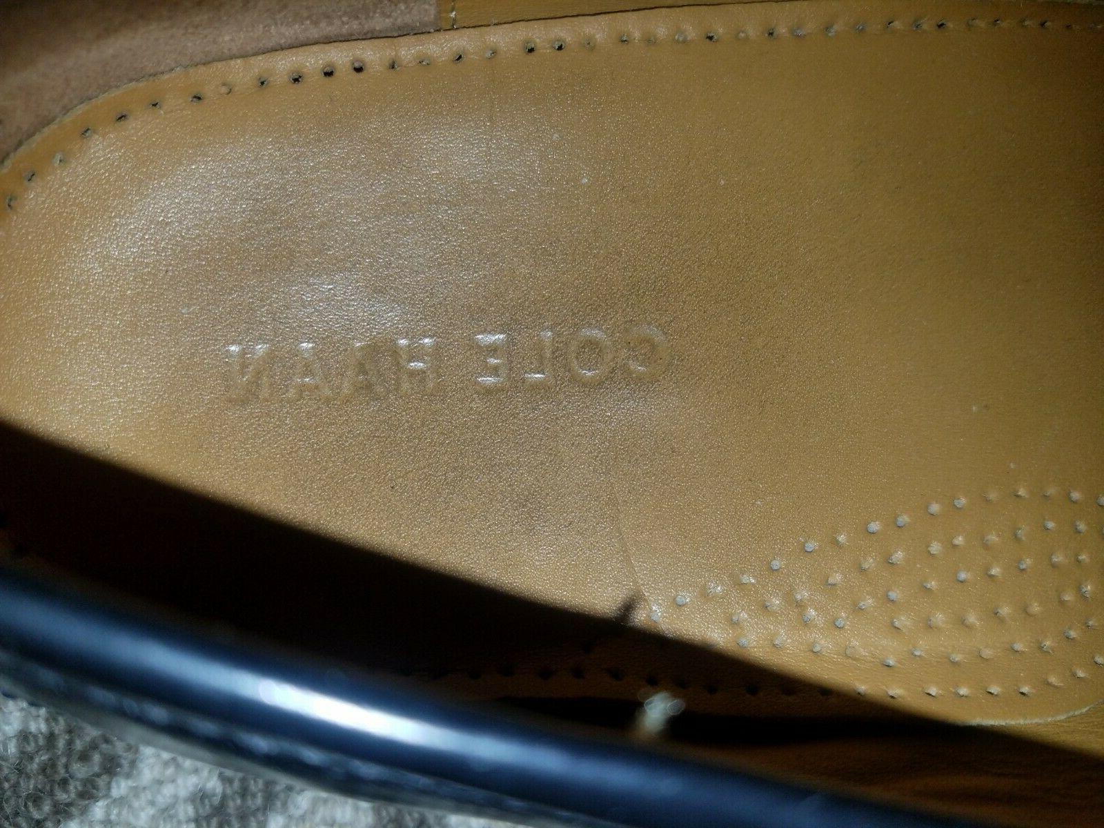 Cole Leather Pinch Size 14D No.#03503 U