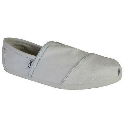 Toms Mens Slip Casual Loafer Shoe