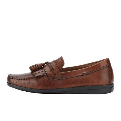 Dockers Leather Slip-on Loafer