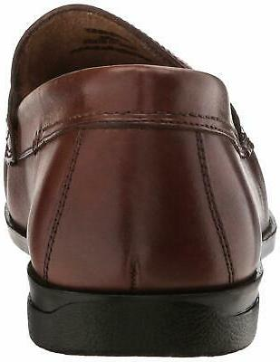 Dockers Mens Hillsboro Leather Dress Shoe Antique