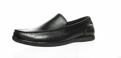 Dockers Mens Lindon Black Loafers Size 9.5