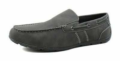 GBX Moc-Toe Boat Driving Loafers