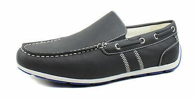 Moc-Toe Shoe Driving