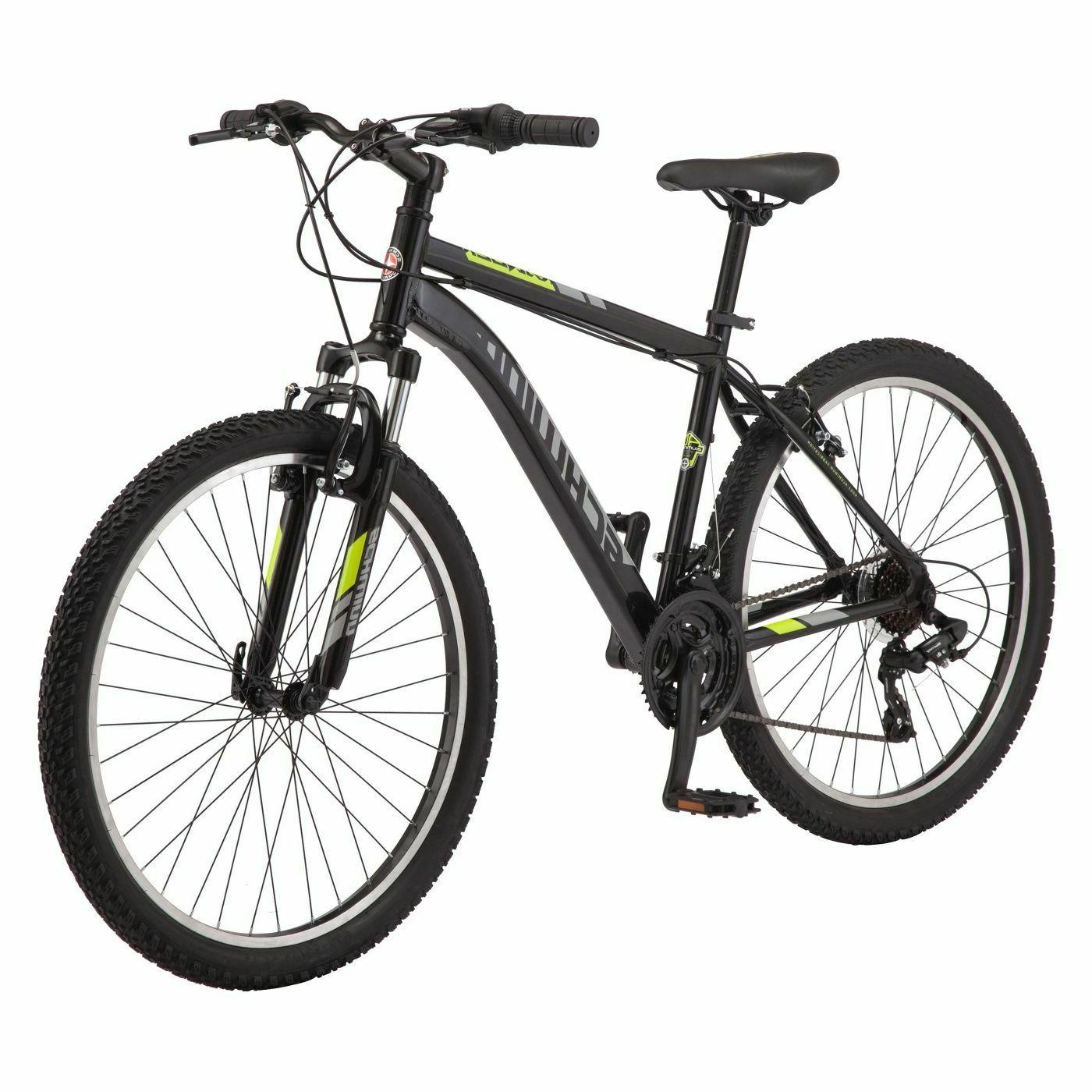 "Men's Schwinn 26"" Ranger Mountain Bike, Black, 21 Speed"