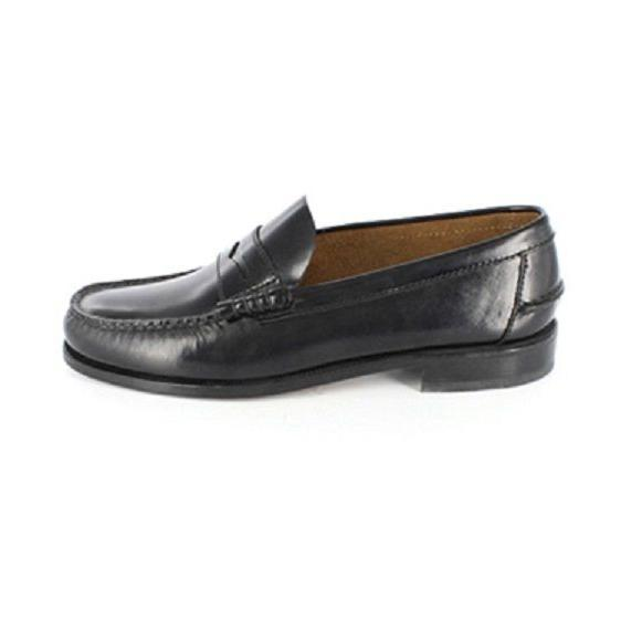 Florsheim Shoes Berkley Black Comfortable 17058-01