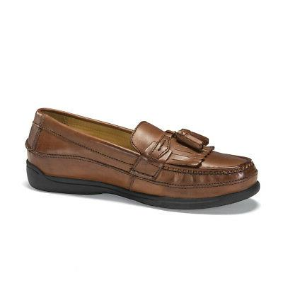 Dockers Sinclair Leather Dress Casual Slip-on Comfort Loafer