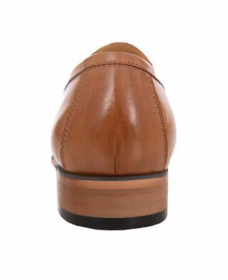 Carrucci Mens Tan On Leather Shoes