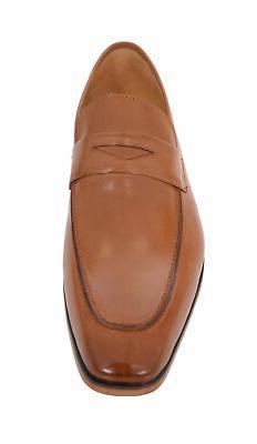 Carrucci On Apron Toe Leather