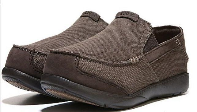 mens walu express loafer espresso brown 7