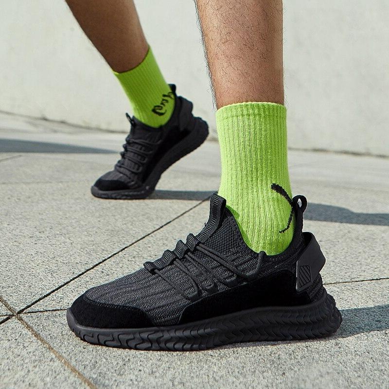 mesh font b men b font shoes