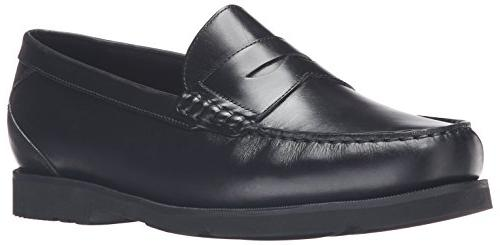modern prep penny loafer black