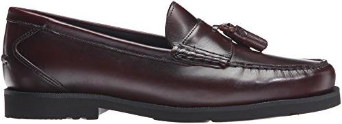Rockport Men's Tassel Slip-On Loafer, 12 US