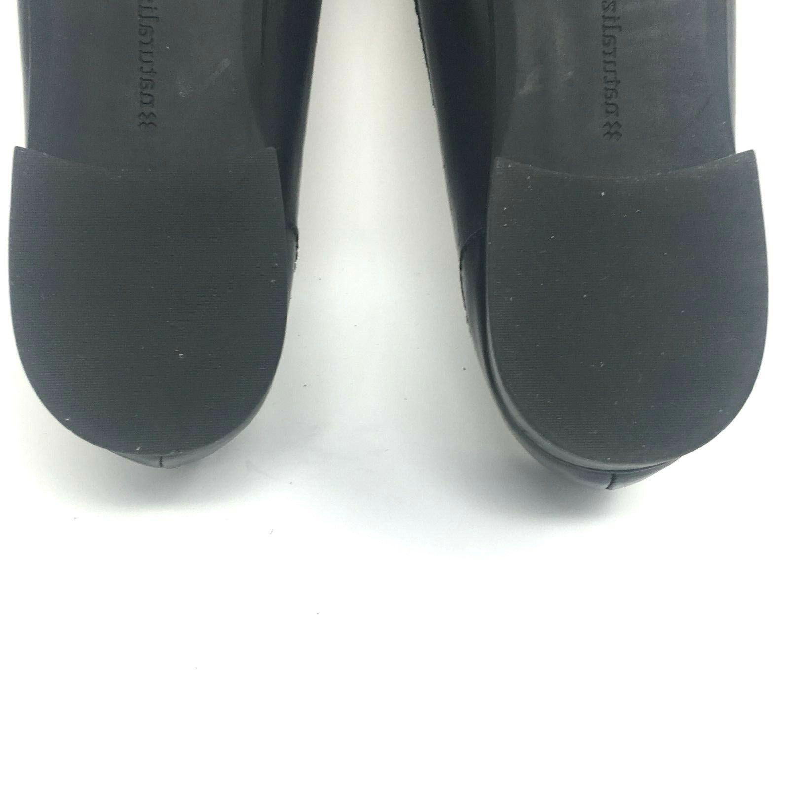Naturalizer N5 Black June Loafers