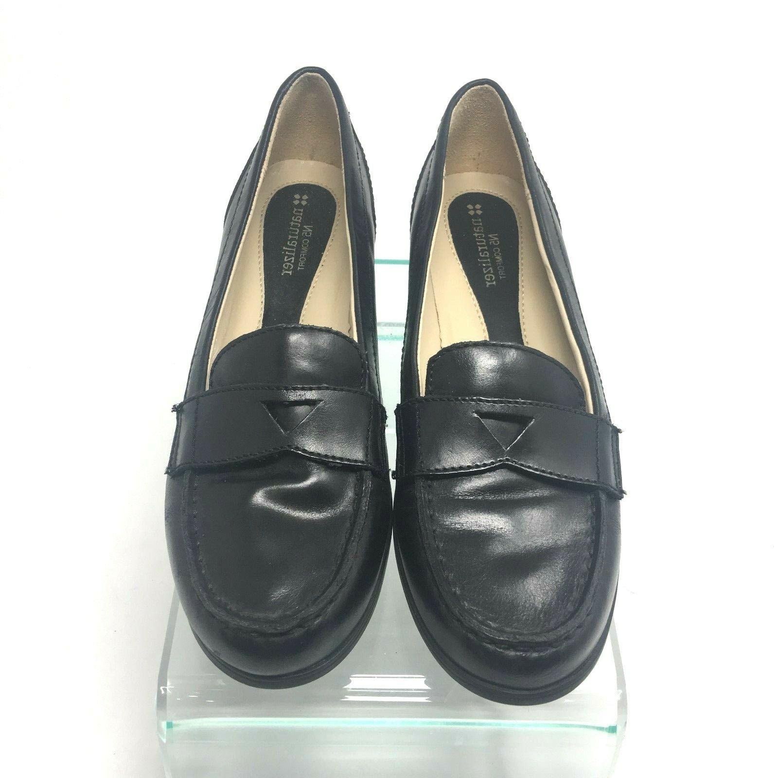 n5 comfort womens black june loafers size