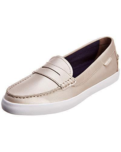 nantucket loafer ii argento metallic