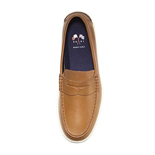 Cole Haan Nantucket Loafer British Handstain 10.5 D - Medium