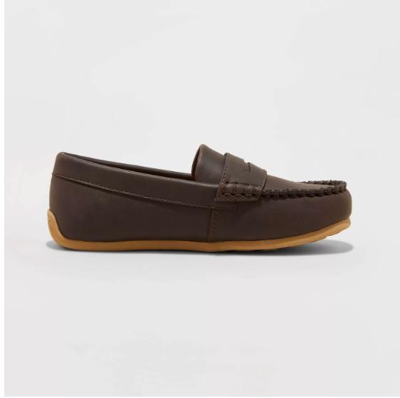 New & Samuel Slip Loafers Size 4