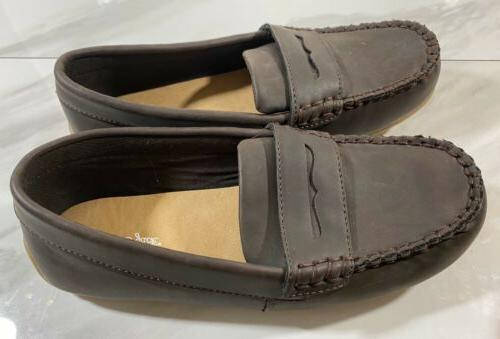 New Cat & Samuel Loafers Boys Size 4