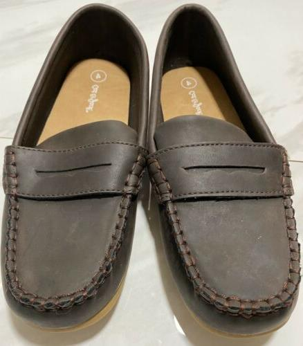 New Samuel Loafers Brown Size