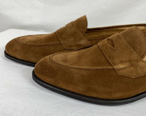 NEW Millar Loafer Suede Size 10.5 Mens MF18RF50