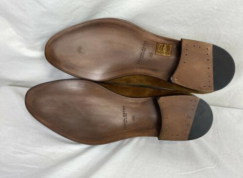 NEW Loafer Suede 10.5 Mens MF18RF50