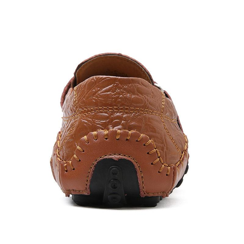 New Fashion Men's Driving Moccasins Shoes Loafers