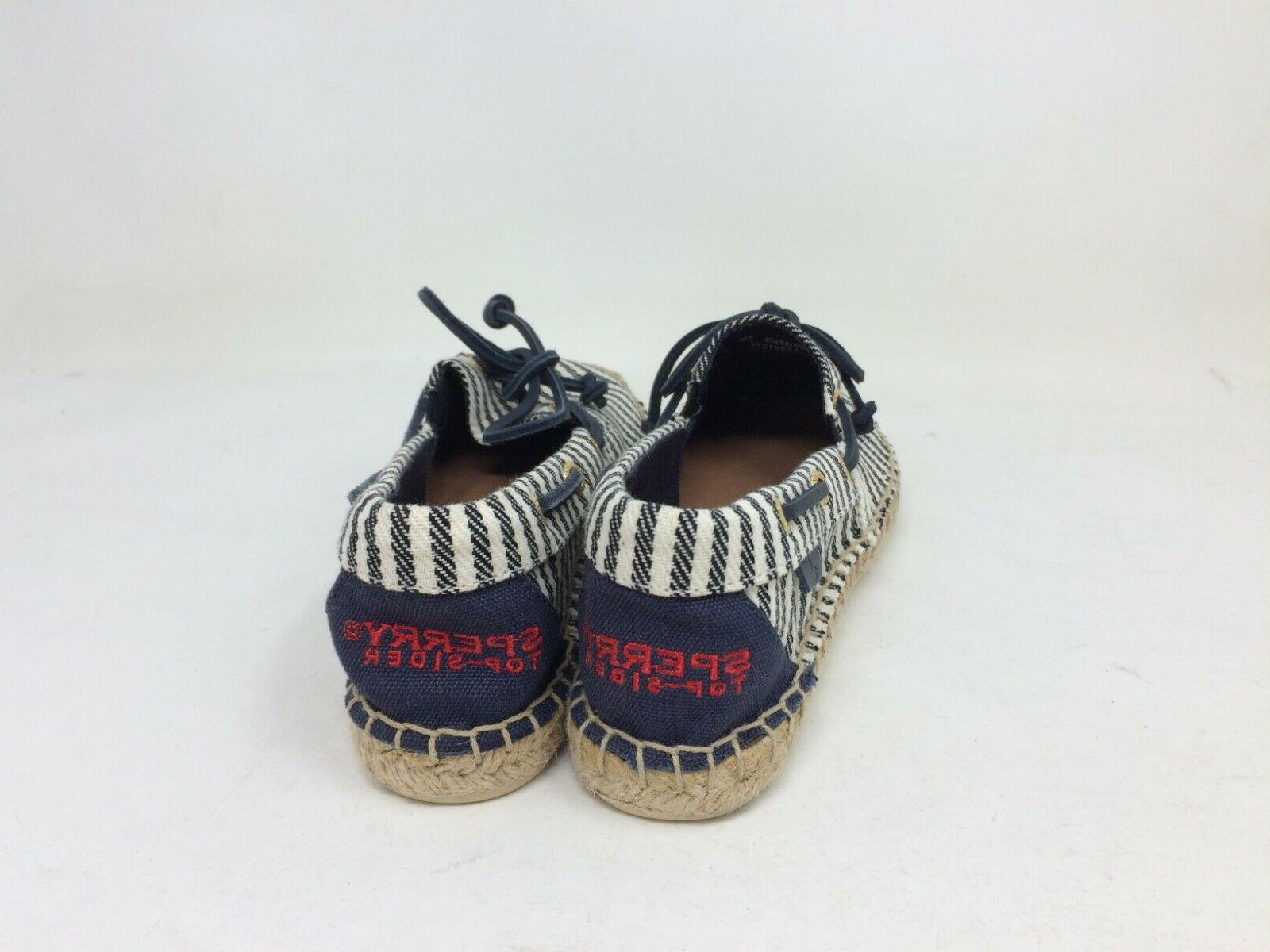 New In Sperry Katama Nvy/White