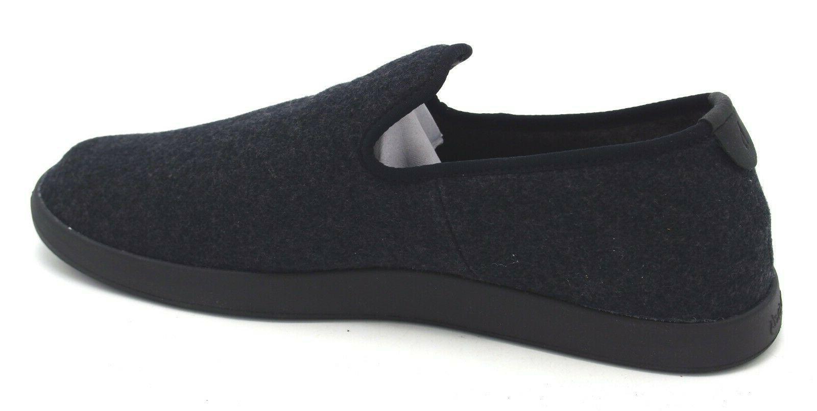 New Box Allbirds Wool Lounger Loafer Black Plum Gray