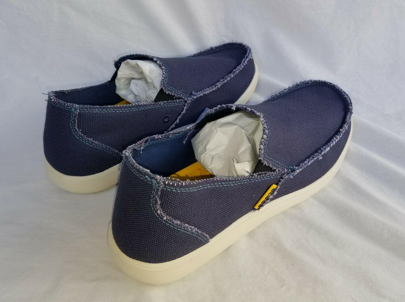 Cruz Loafers 10128-46K Navy