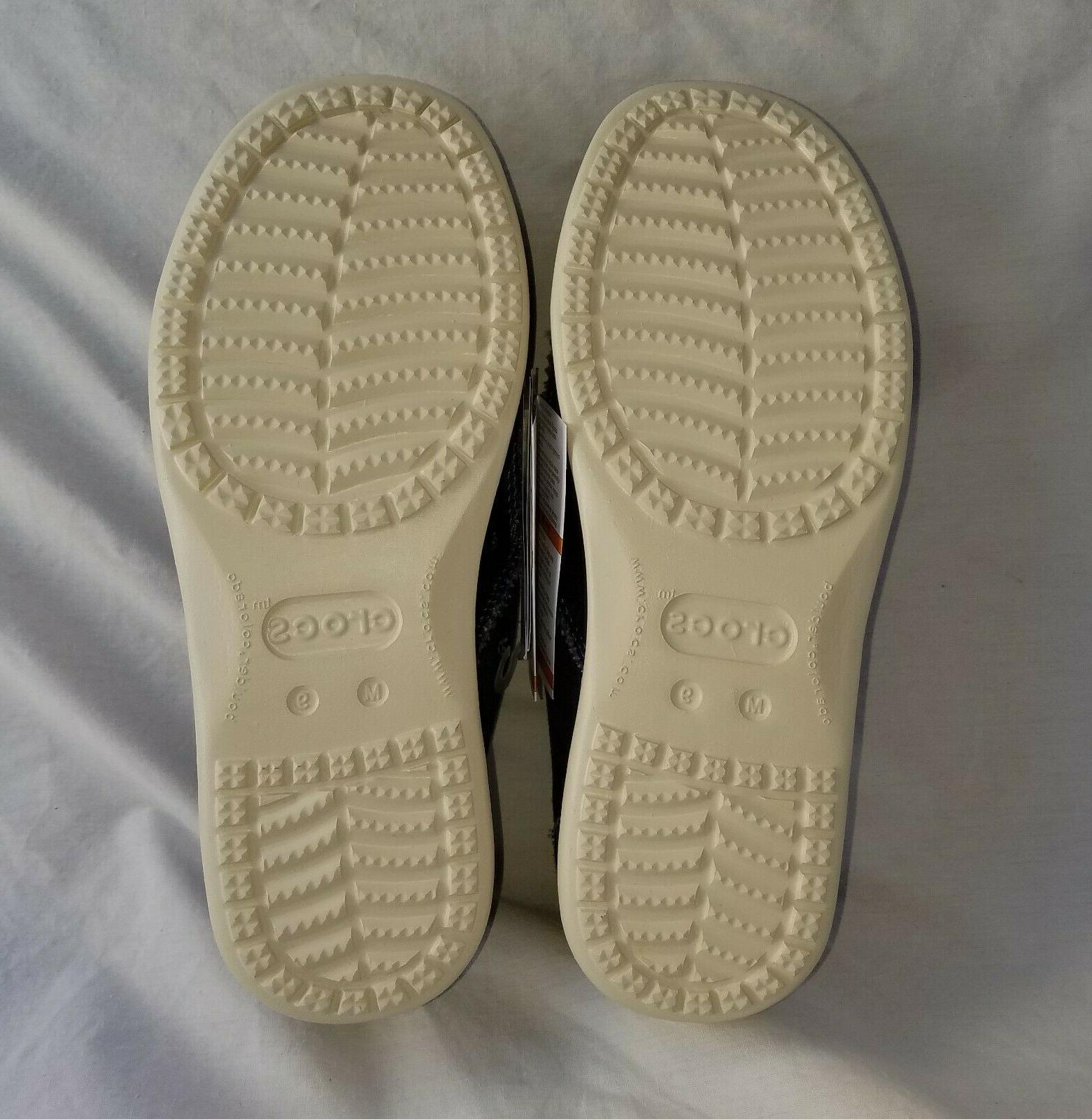 New Men's Crocs Cruz Loafers 10128-46K Navy