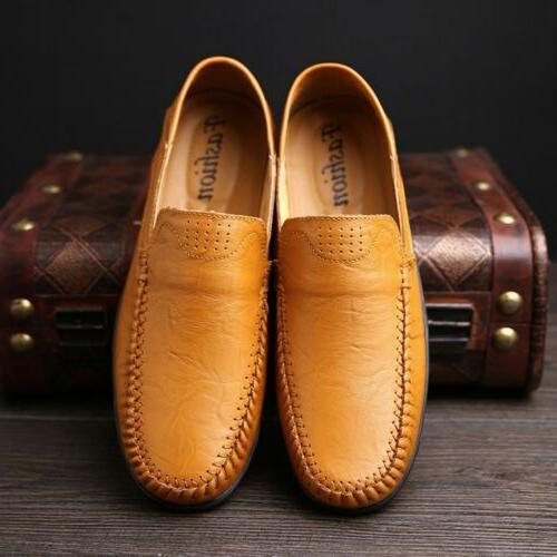 On Antiskid Loafers