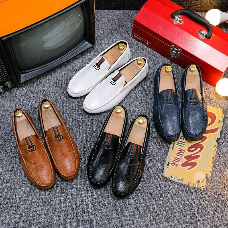 New Driving Shoes Loafers Comfortable Casual Flats